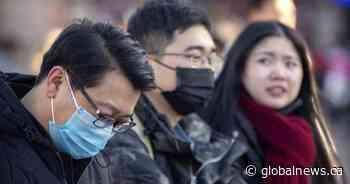 Regina travellers returning from China self-isolating as coronavirus precaution