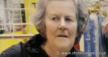 Urgent search for missing Gateshead pensioner Mary Reay who has dementia