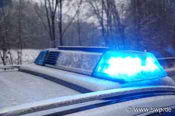 Unfall B10 Uhingen: Auf der B10 in die Leitplanke gefahren - SWP