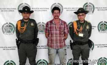 Capturados dos hombres por tráfico ilegal de madera en Pauna - Extra Boyacá