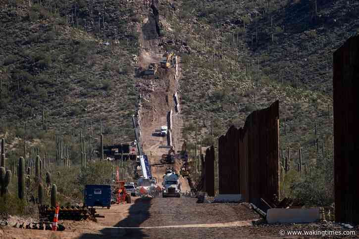 Trump's Border Wall Construction Is Blasting Native American Burial Sites