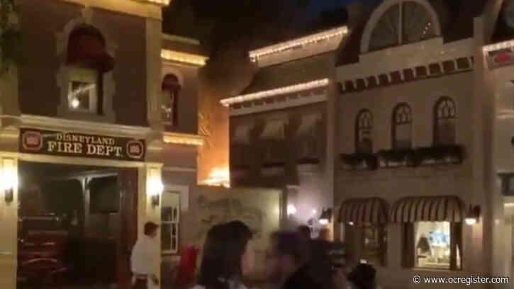 Here's what started Disneyland fire that closed Adventureland