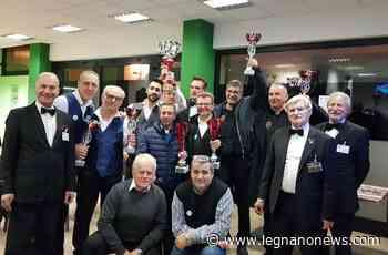 Biliardo: Di Falco-Moro (Royal Biliard Cusago) vincono a Cerro M. - LegnanoNews