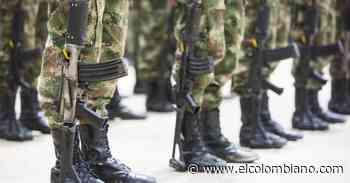 Investigan muerte de soldado y robo de fusiles en Carepa - El Colombiano