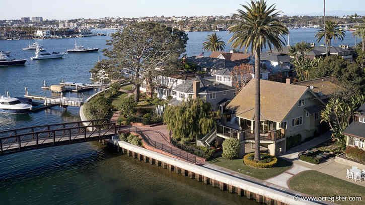 'Rose Queen House' on Newport Beach island lists for $6.2 million