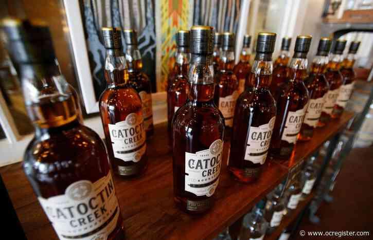 Americans buy record amounts of spirits