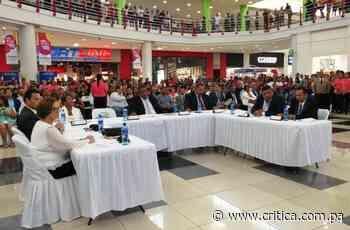 Nuevo alcalde de Arraiján anuncia reducción del gasto - Crítica