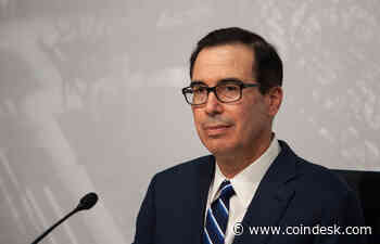 US Financial Crimes Watchdog Preparing 'Significant' Crypto Rules, Warns Treasury Secretary Mnuchin
