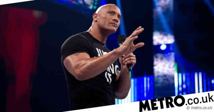 WWE legend Dwayne Johnson trained at Performance Centre with daughter Simone