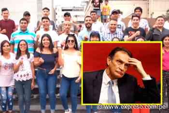 """Juventudes de FP: Becerril ya no pertenece al partido y """"no nos representa"""" - Expreso (Perú)"""