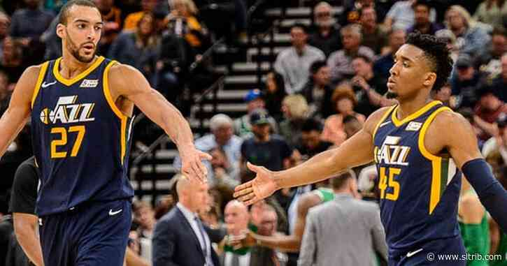 Weekly Run newsletter: Donovan Mitchell and Rudy Gobert keep bigger picture in mind ahead of All-Star Game