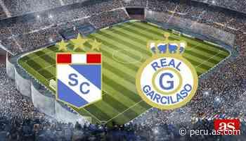 Sporting Cristal 3-2 Real Atlético Garcilaso: resultado, resumen y goles - AS Chile