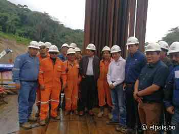 Caigua 15D, una luz en el declive gasífero del Chaco - El País