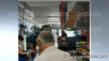 ¿Coronavirus en Grand Bourg? Clausuran super chino donde los empleados usaban barbijos - SMnoticias
