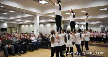 Hersey club keeps spreading the love with traveling show