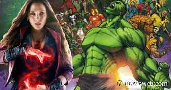 Will WandaVision Trigger X-Men, Fantastic Four and World War Hulk in Marvel Phase 4?