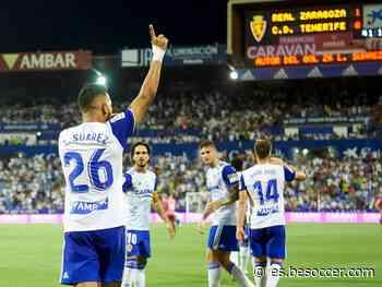 El Luis Suárez goleador que no viste de azulgrana, sino de blanquillo - BeSoccer