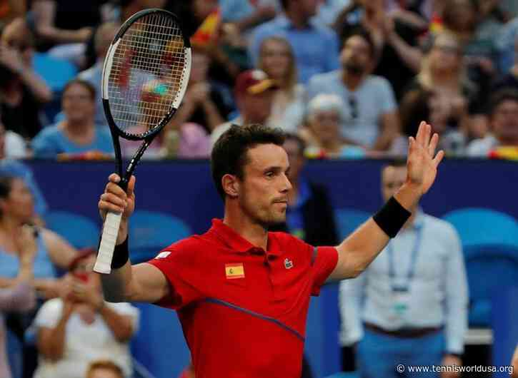 Roberto Bautista Agut hopes either he or Pablo Carreno Busta win Rotterdam - Tennis World USA