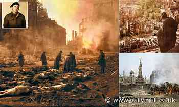 Into the inferno: 75 years on, the most horrifically vivid account of the Allied bombing of Dresden