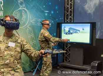 Virtual Reality helps Soldiers shape Army hypersonic weapon prototype