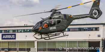 Royal Thai Air Force Orders Six Airbus H135 Training Helicopters