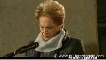 La senatrice Segre è cittadina onoraria di Basiglio - Mi-Lorenteggio