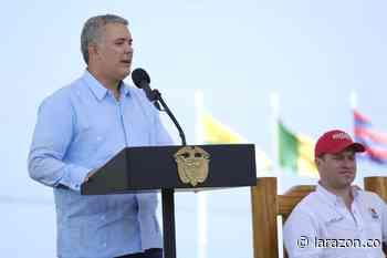 Este jueves, Duque presidirá consejo de seguridad en Montelíbano, Córdoba - LA RAZÓN.CO