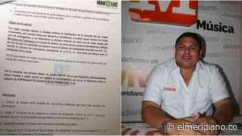 Escrutinios en Montelíbano atrasan cierre electoral - elmeridiano.co