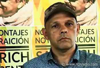 No hay información de presencia de alias El Paisa en Nariño: FF.MM. - RCN Radio