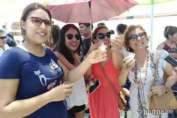 Estiman llegada de 5000 visitantes a Paracas por el Día del Pisco Sour - Agencia Andina
