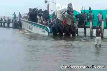 Lancha explota en Necoclí: una persona murió y hubo dos heridos - Noticias Caracol