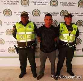 Capturado en Aguachica por concierto para delinquir agravado - ElPilón.com.co