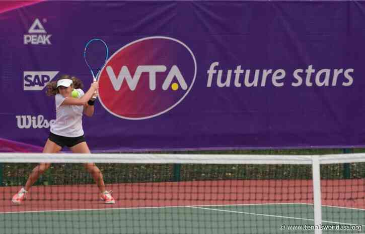 WTA Future Stars location chosen for 2020. Here is where it will be held...