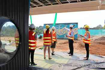Construction tracking well at new Warragul Early Learning Centre - Mirage News