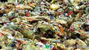 Gefahrenmeldung nach Feuer in Recyclinganlage Espenhain aufgehoben   MDR.DE - MDR