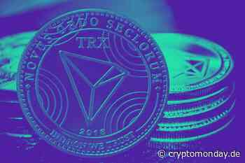 TRON Pump incoming? – Justin Sun verkündet 20 Mio. TRX Rückkaufprogramm - CryptoMonday