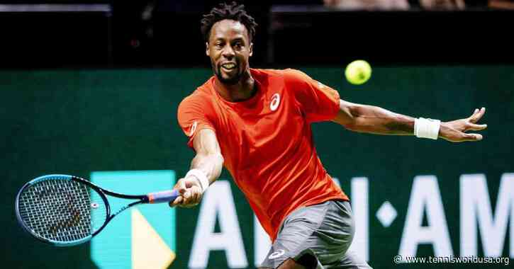 Gael Monfils: It is never easy to come back after a win