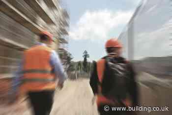 Firms on notice for £620m Camden housing framework