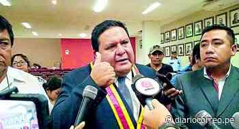Alcalde Briceño: Desalojo de comerciantes va sí o sí - Diario Correo