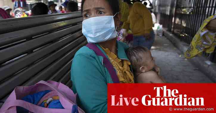 Coronavirus latest updates: Hubei's leader sacked as China death toll passes 1,300 – live news