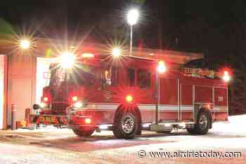 Redwood Meadows adds new pumper to fleet - Airdrie Today
