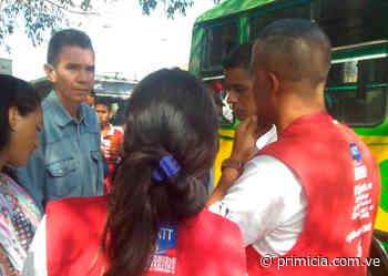 Supervisan precio del pasaje en Ciudad Bolívar - primicia.com.ve