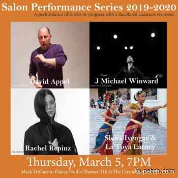 Mar 5 | Salon Performance Series - March Edition | Lower East Side-Chinatown - Patch.com