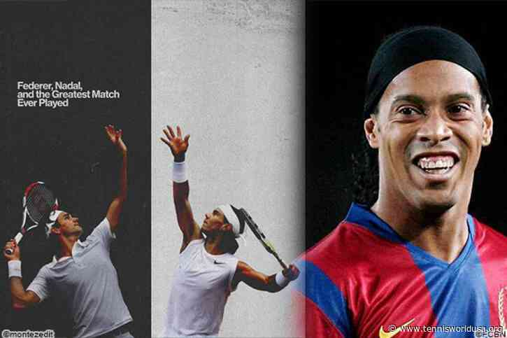 Directors take on Ronaldinho's life after Roger Federer and Rafael Nadal documentary