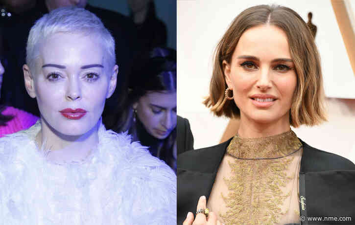 "Natalie Portman responds to Rose McGowan calling her Oscars dress protest ""deeply offensive"""