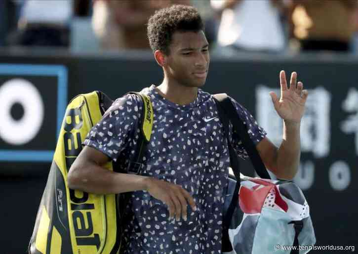 Felix Auger-Aliassime: I have never idolized a player