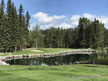 Wes Gilbertson's Awesome 18 — Hole 12, Redwood Meadows - Ottawa Citizen