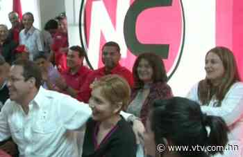 Julissa Villanueva busca un lugar en la política - vtv.com.hn