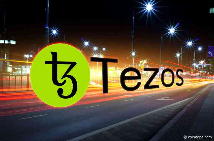 Tezos Price Analysis: Why XTZ/USD Pullback Will Relaunch Attack on $3.5? - Coingape