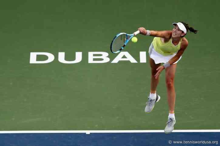 Australian Open finalist Garbine Muguruza joins packed Dubai field